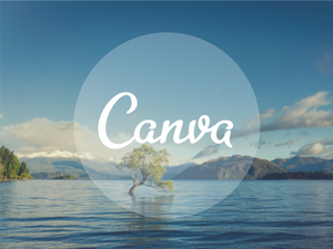 Canva is a free graphic-design tool website, founded in 2012.