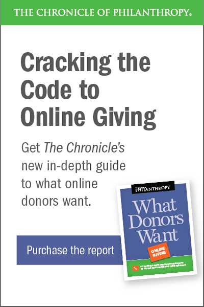 Cracking the code to online giving