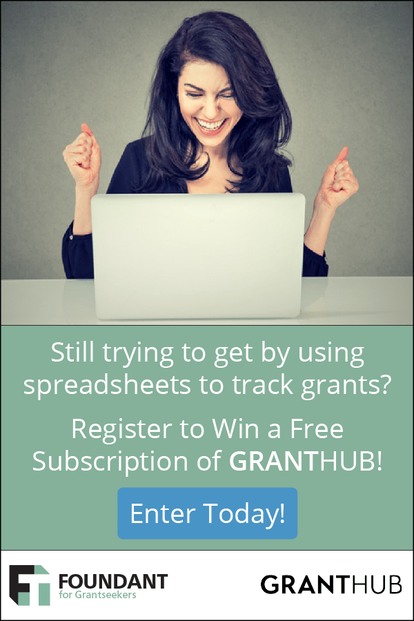 Still trying to get by using spreadsheets to track grants?