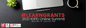 #LearnGrants Online Summit