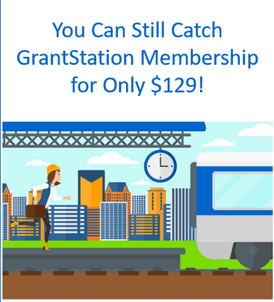 You can still catch GrantStation Membership for only $129!