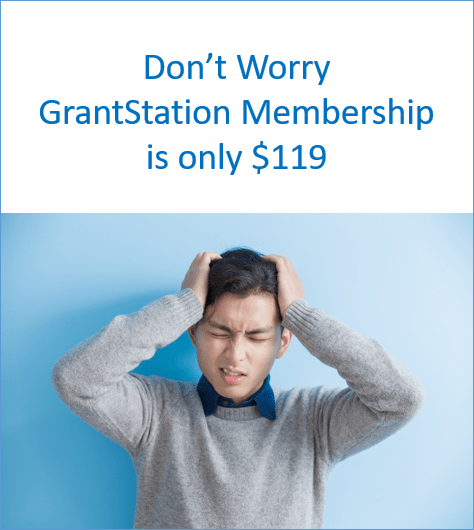 GrantStation Membership $119
