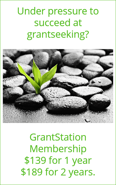 Ready, Set, Grow GrantStation Sale!