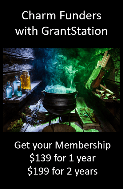 Get GrantStation for only $139 for 1 year!