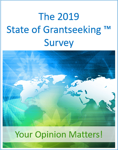 Take the State of Grantseeking Survey Now!
