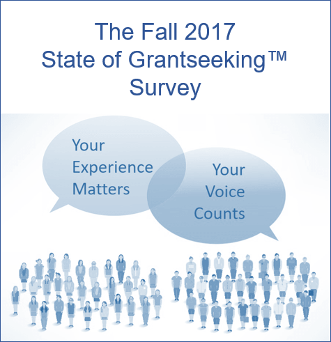 The Fall 2017 State of Grantseeking Survey