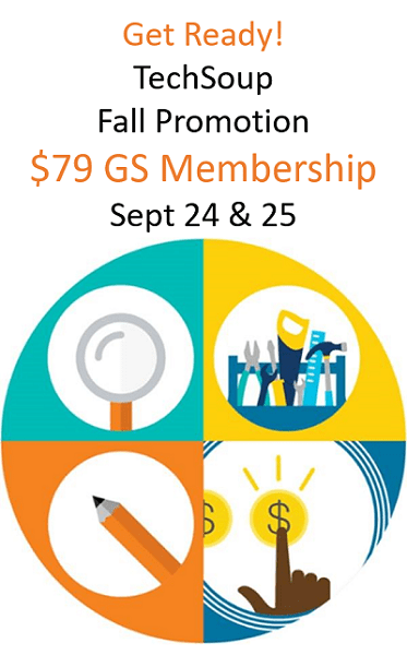 TechSoup $79 Membership
