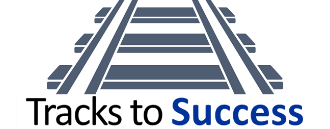 Tracks to Success Logo