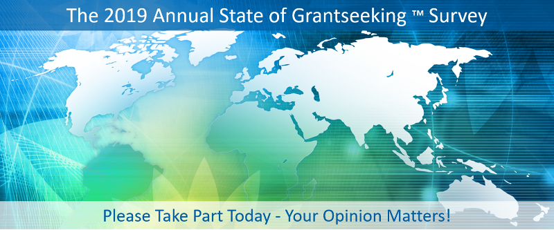 State of Grantseeking Graphic